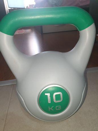 Gantere kettlebell 10 kg