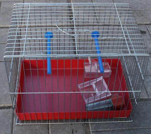 Клетка за канарчета единична малка M , и за други птици