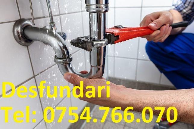 Instalator Brasov sanitare si termice