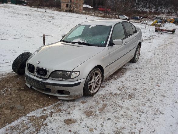 На части БМВ Е46 320д 150коня / BMW 320d 150hp