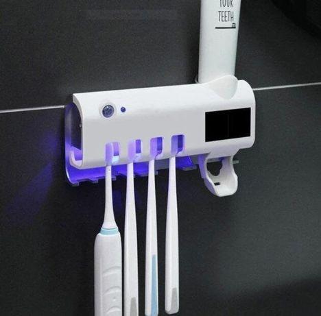 Стерилизатор зубных щеток, Дезинфицирующее средство для зубных щеток