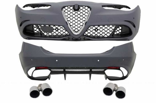 Pachet Exterior Alfa Romeo Giulia (952) Q4 (2016-Up) Racing Design