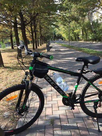 Продам почти новый велосипед 35000тг