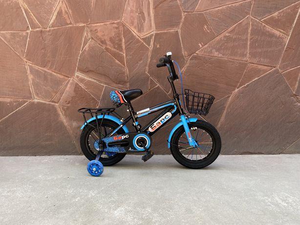 Детский  Велосипед! От 3до 5 лет! Детские велосипеды. 14-размер.