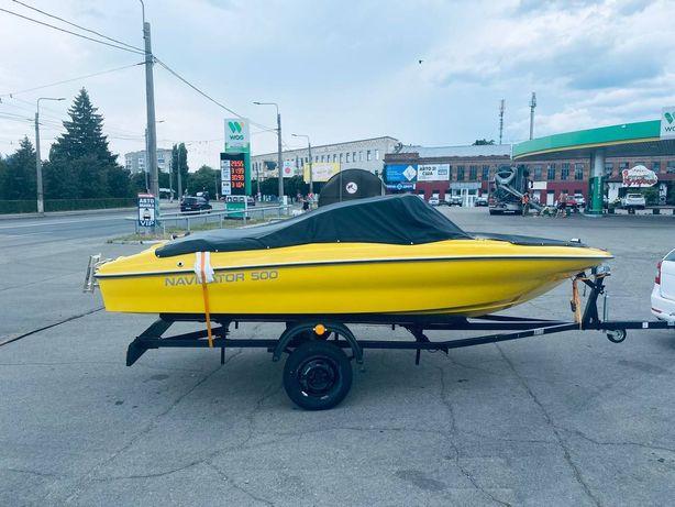 Продам Лодку катер Navigator 500 (Доставка по Казахстану) Рассрочка