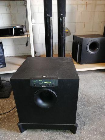 Subwufer JBL amplificat