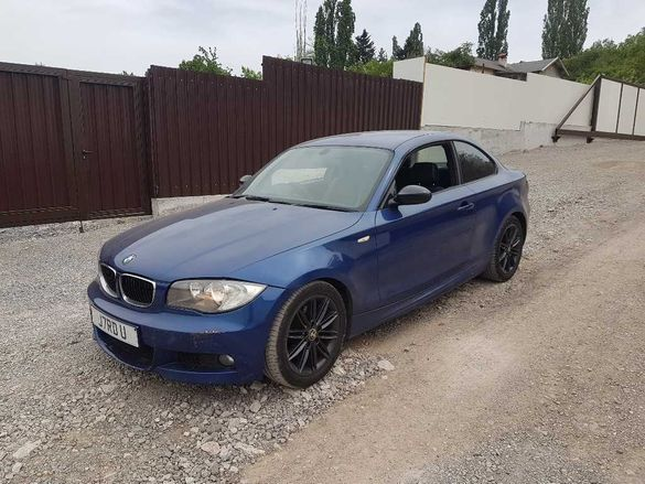 BMW e82 купе 177k ю М пакет