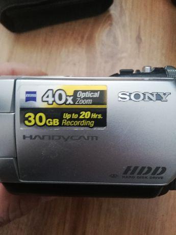 camera video Sony DCR-sr32e cu HD 30gb