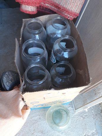 Банка сатылады аралас 1 литр 2 литр