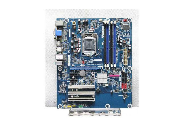 Мат.Плата LGA 1156 Intel DH55HC 4x DDR3  Алматы