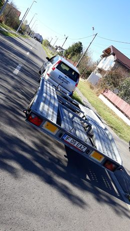 Vând platforma auto remorca  weekend 2000kg an2015