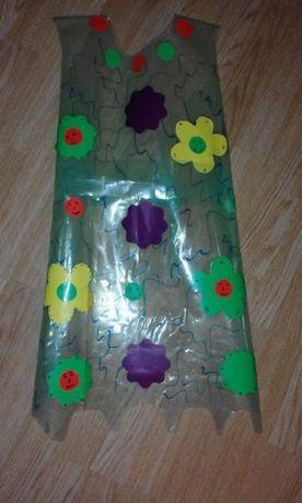 Rochii si diferite materiale eco-reciclabile