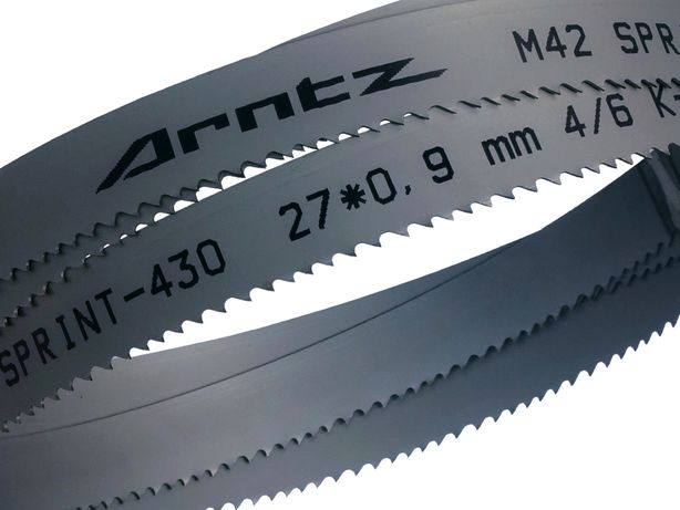 Panze panglica 2480x27x4/6 fierastrau banzic metal OPTIMUM S275