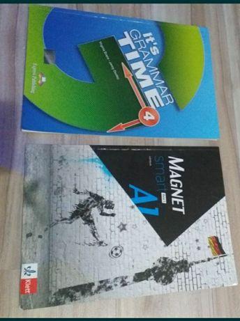 учебници 10 клас немски и английски