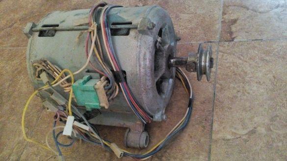 ел. двигател/мотор за пералня ПЕРЛА 05 - лично предаване