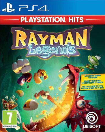 Игра Rayman Legends (PS4) Playstation 4, Нова