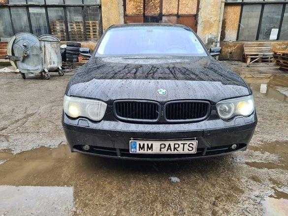 BMW E65 730D 218кс автоматик НА ЧАСТИ!