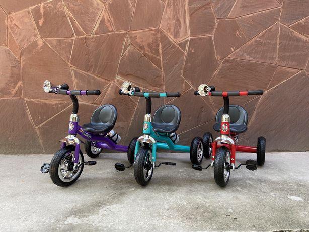 Трехколесный велосипед.Трёхколёсные велосипеды.