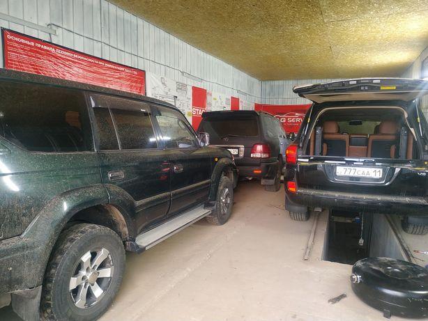 Установка Автогаза ГБО и ремонт автогаза г.Алматы