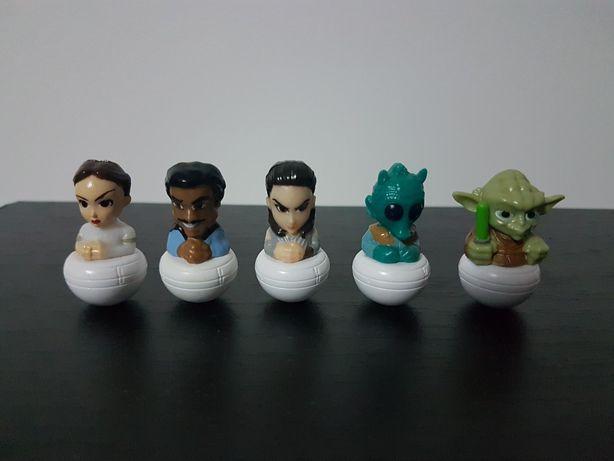 Completeaza-ti colecția cu figurinele Rollinz Star Wars