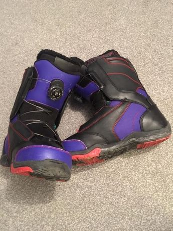 Boots K2 Ryker BOA snowboarding nr. 42