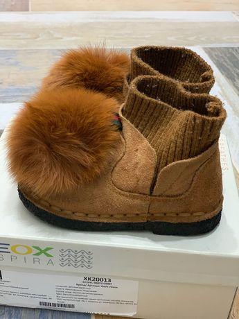 Детская осенняя обувь