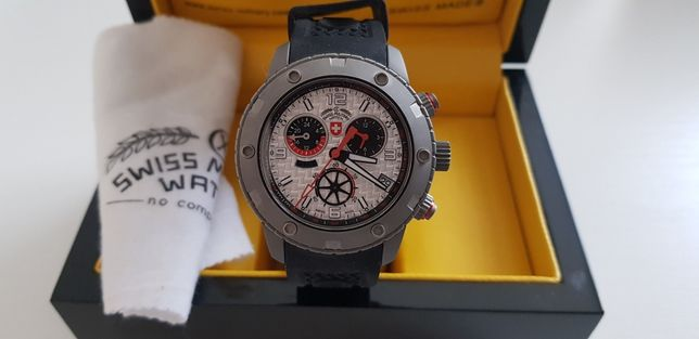 Швейцарские наручные часы CX Swiss Military S-2745 с хронографом