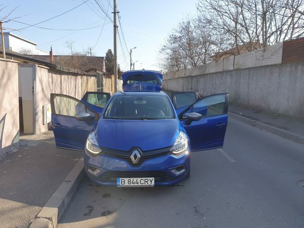 Clio 4 GT line 1.2 tce 120 cp bose ful led