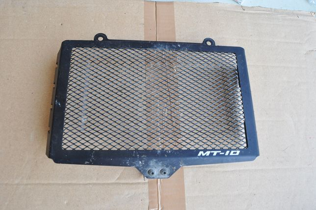Protectie radiator ulei Yamaha MT10 Made in Holland si decatalizator