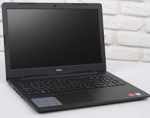‼️Запечатанный Игровой Ноутбук Dell/i3-6006/2 видеокарты-Radeon 530¿•.