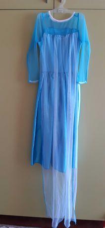 Детска рокля Леденото Кралство