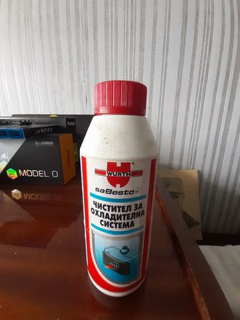 Чистител за охладителна система