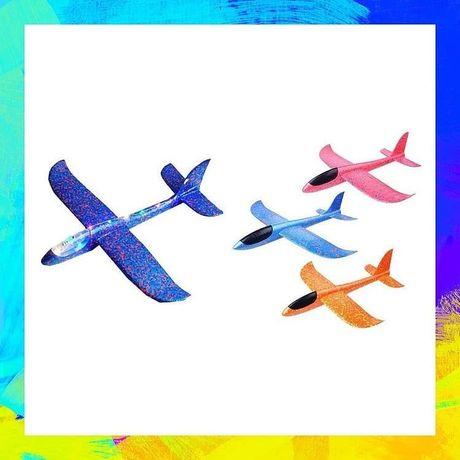 Светящиеся самолёты/игрушки с доставкой Нурсултан Астана/подарки