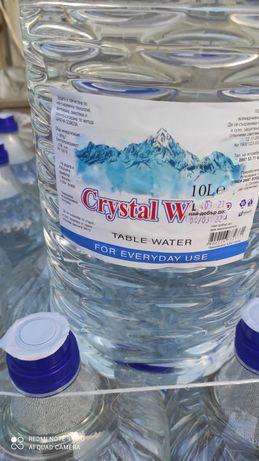 Доставка на минерална и трапезна вода Пирин и Родина Кока-кола