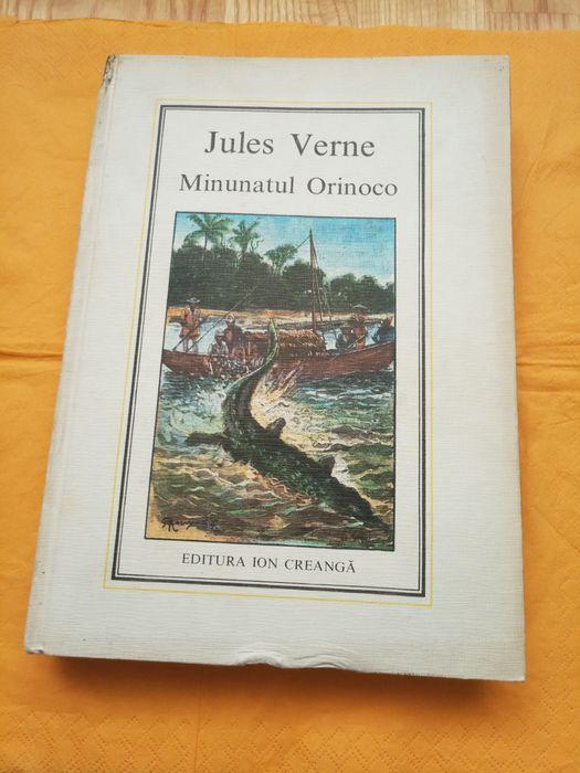Jules Verne - Minunatul Orinoco- 1980 Bucuresti - imagine 1