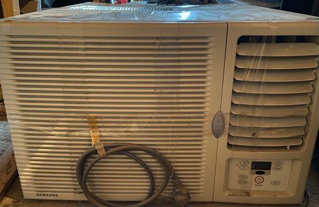 Продам оконный кондиционер зима лето .Сенсорный дисплей новый