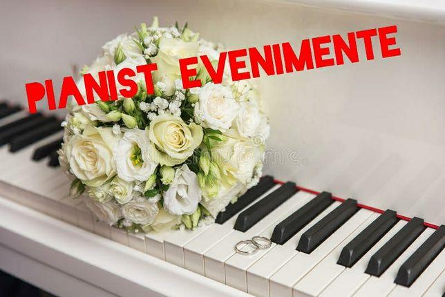 Pianist Evenimente Private ‼️ Ofertă
