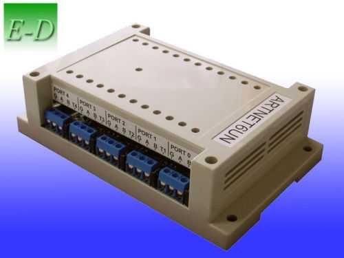 Автоматика для дома DMX 512 controller Art-Net, sACN (E1.31), 6 output