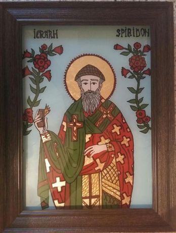 Icoana cu Sf Spiridon