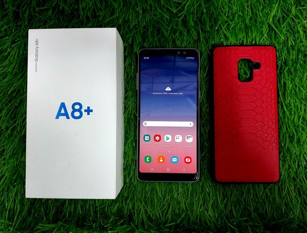 Samsung A8+ 2020