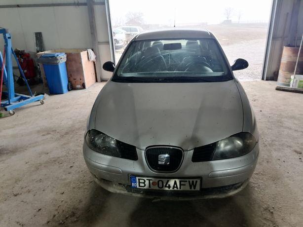Dezmembrez Seat Ibiza 2003 1.4 benzina