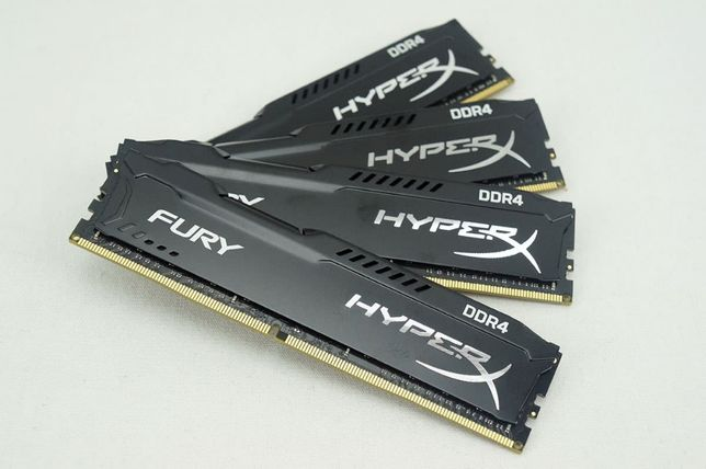 Ram kingston ddr4 2400ghz 8gb cl15, with XMP for gaming
