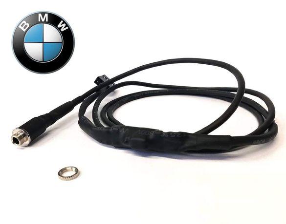 AUX BMW кабел +платка отключване за BMW E46,E39,E53,X5 Mercedes.