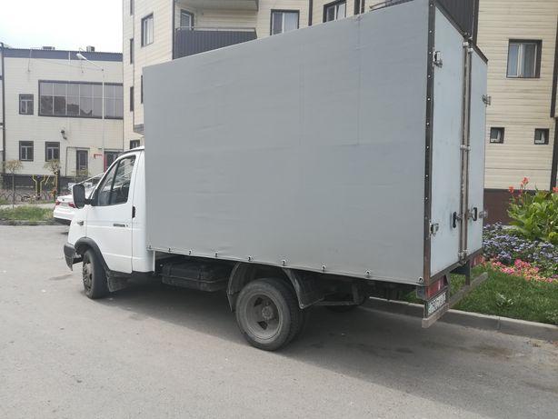 Газель грузоперевозки в Алматы,вывоз мусора.