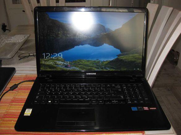 Samsung NP355E7C 17'' AMD A8-4500 цял или на части