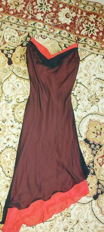 Продам срочно шифоновое платье