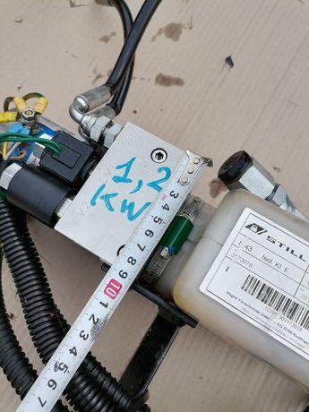 Pompa electrica ulei hidraulica