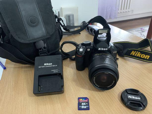 Фотоапарат Nikon 3100D