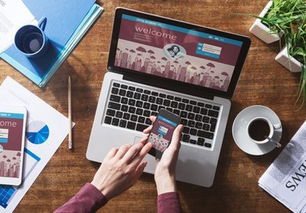 Realizare site web de prezentare sau magazin online