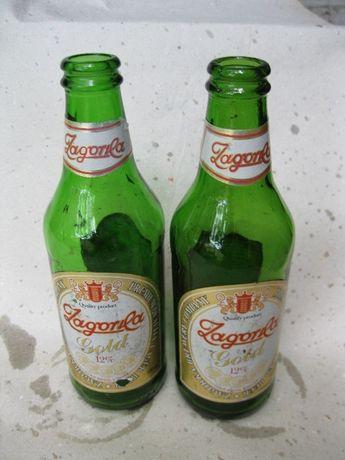 Различни видове стъклени шишета